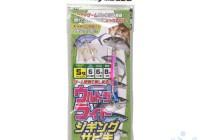 Оснастка Hayabusa с мушками и пилькером HA282 5г (1шт)